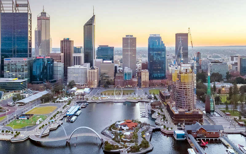 Jobs in Perth, Australia